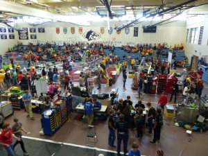 Minnesota Roseville Invitational 2015